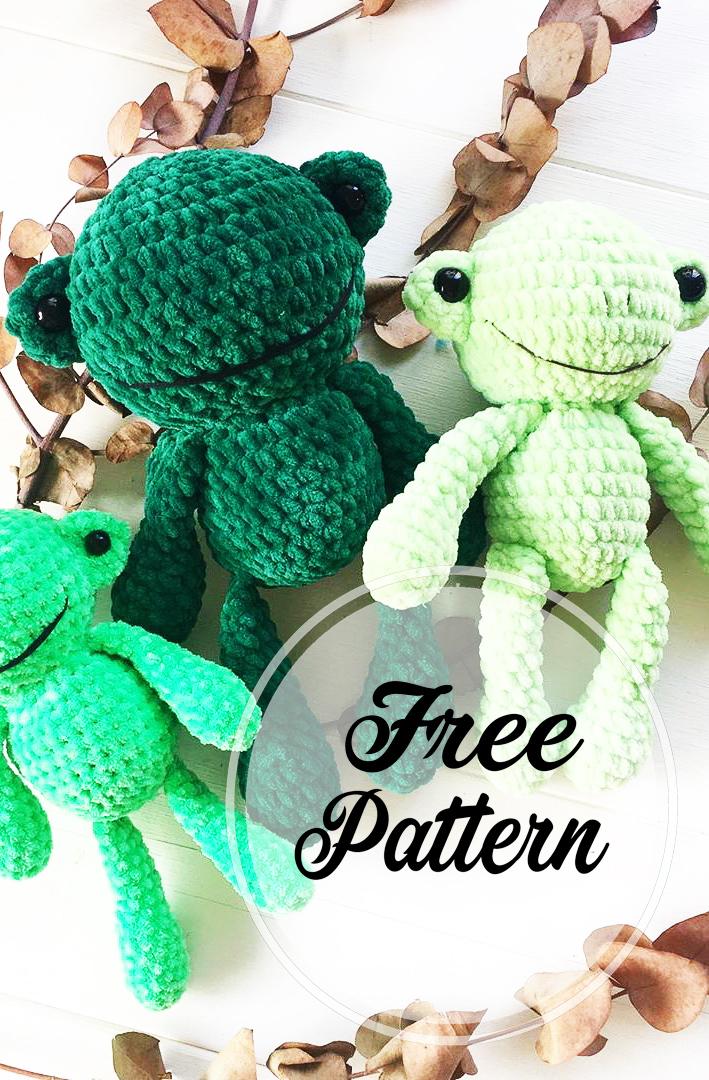 amigurumi-crochet-frog-free-pattern