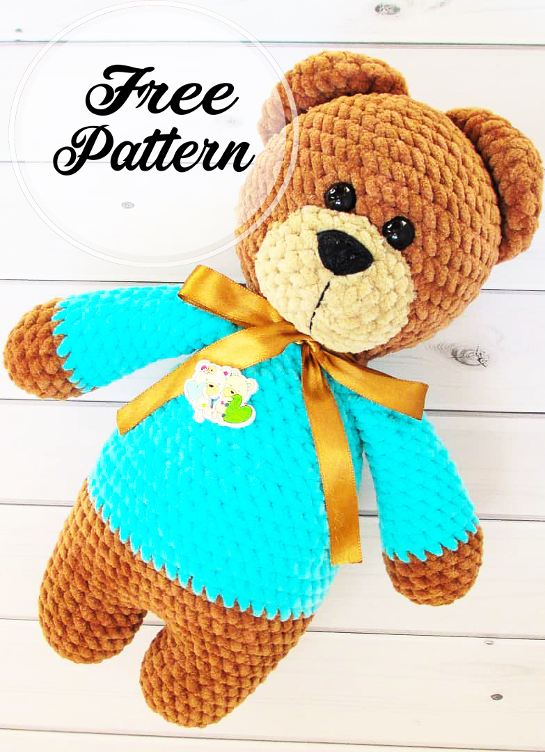 amigurumi-teddy-bear-in-pajamas-modele-de-crochet-gratuit