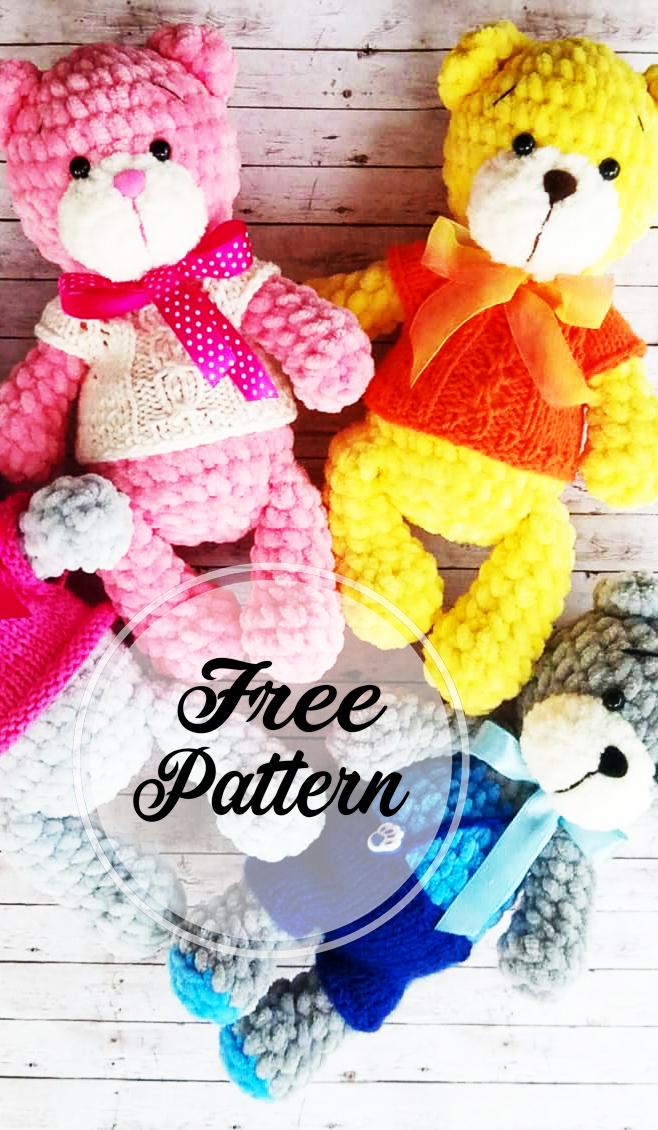 crochet-amigurumi-ours-en-peluche-modele-gratuit