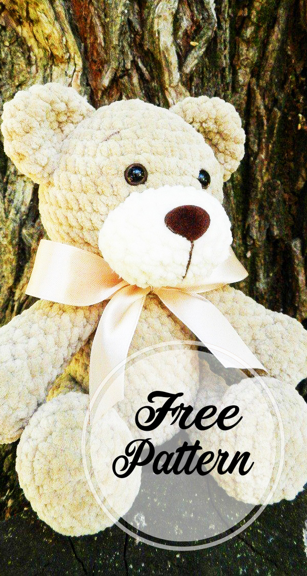 crochet-ours-ted-amigurumi-modele-libre