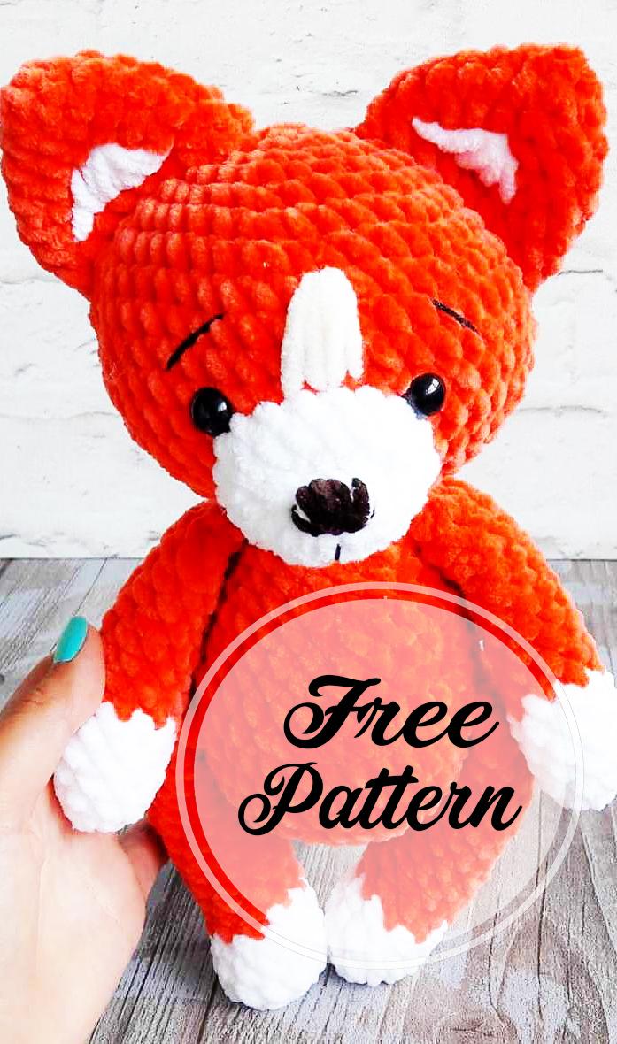 crochet-renard-amigurumi-modele-libre