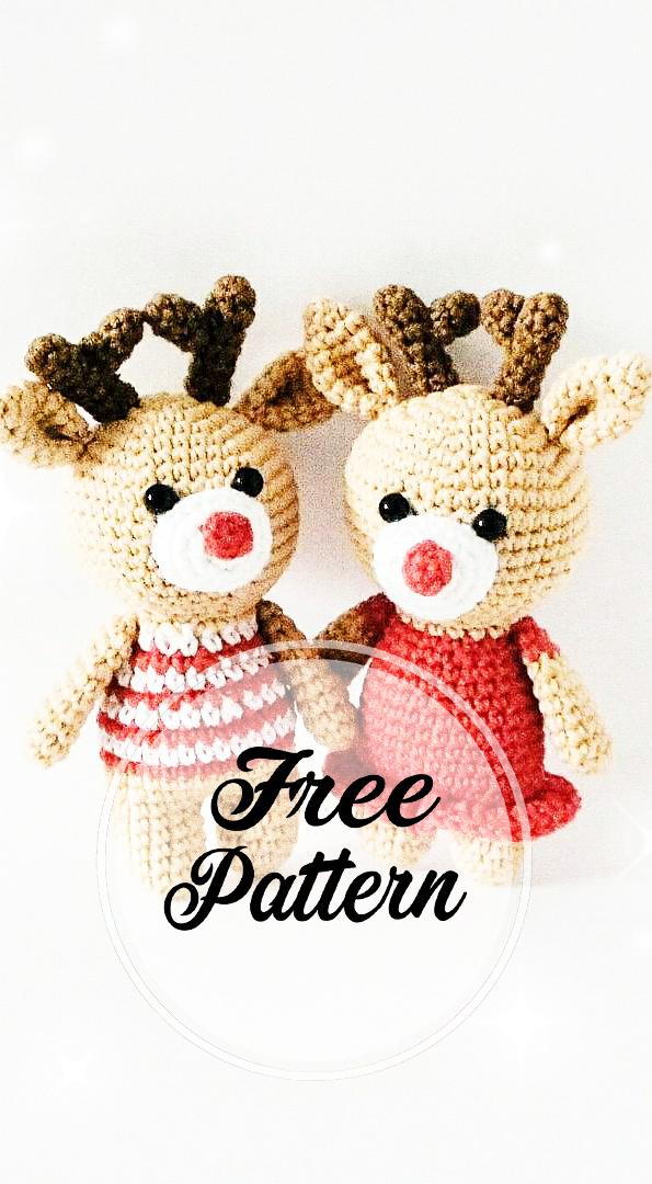 crochet-renne-amigurumi-modele-libre