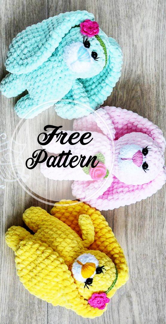 lapin-en-peluche-avec-rose-amigurumi-modele-de-crochet-gratuit