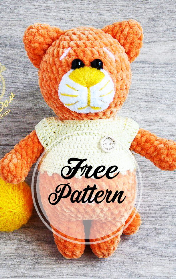 orange-chat-amigurumi-crochet-modele-gratuit